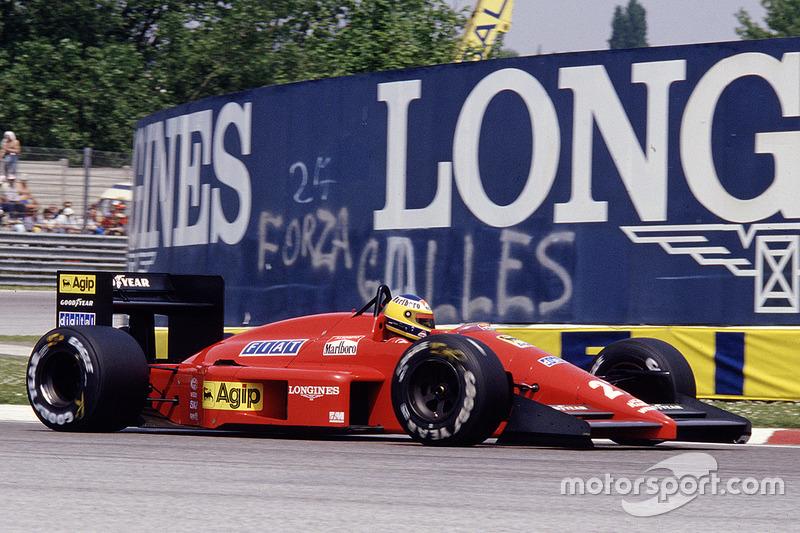 1987 : Ferrari F1-87