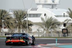 #11 Kessel Racing Ferrari 488 GT3: Michael Broniszewski, Giacomo Piccini, Davide Rigon