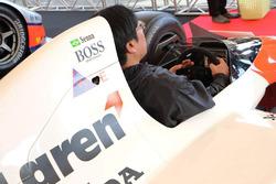 McLaren Honda MP4/5 von Ayrton Senna