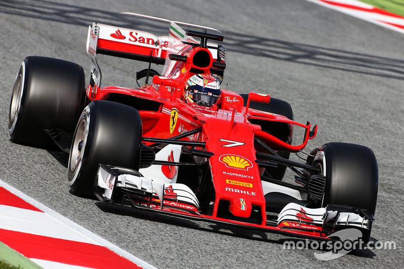 4e : Ferrari SF70H