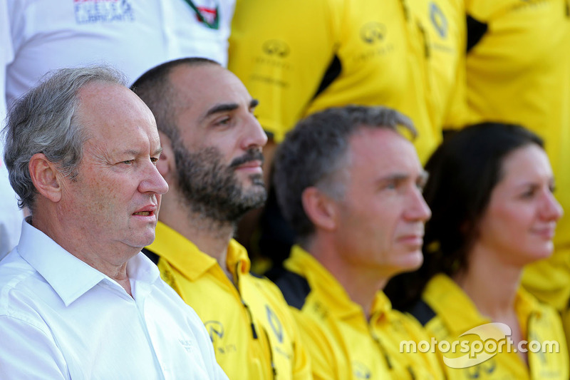 Jérome Stoll, Presidente de Renault Sport F1