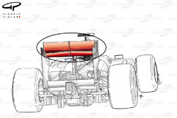 McLaren MP4-25 F duct slot