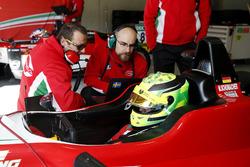 Мік Шумахер, Prema Powerteam, Dallara F317 - Mercedes-Benz