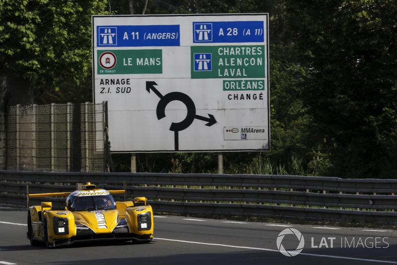 #29 Racing Team Nederland, Dallara P217 Gibson: Rubens Barrichello, Jan Lammers, Frits van Eerd