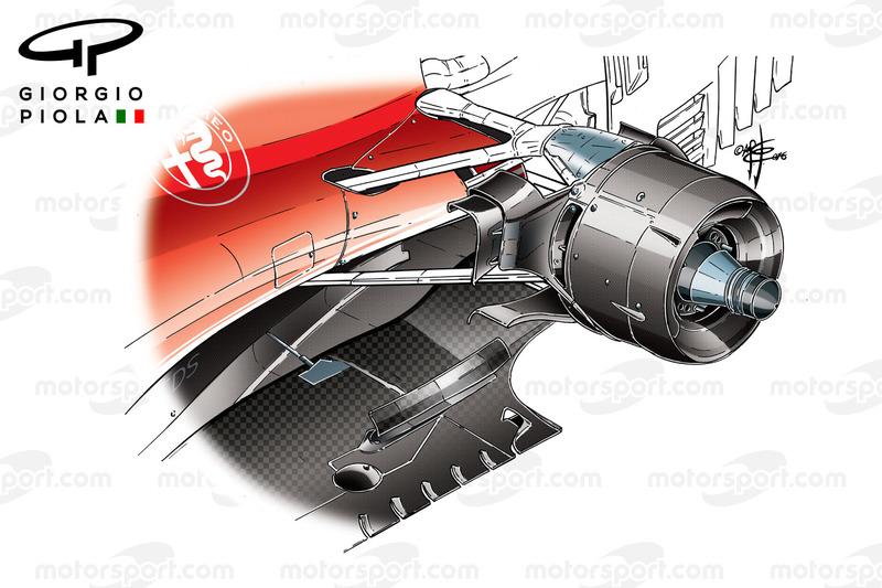 Ferrari SF16H гальмівна система, Гран Прі Канади