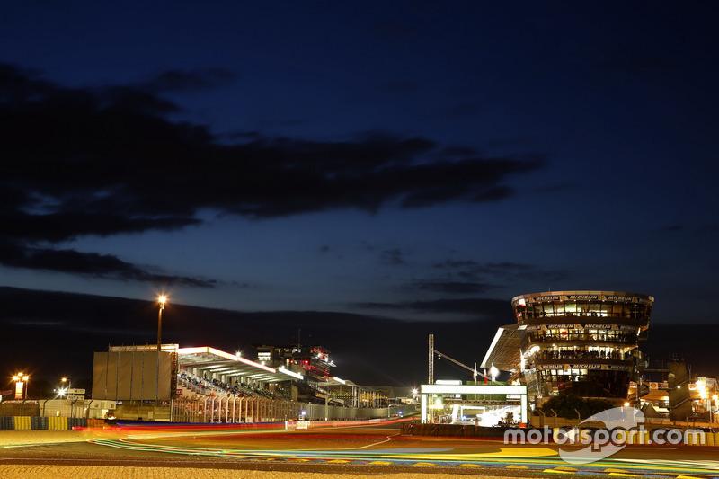 Ambiente de noche