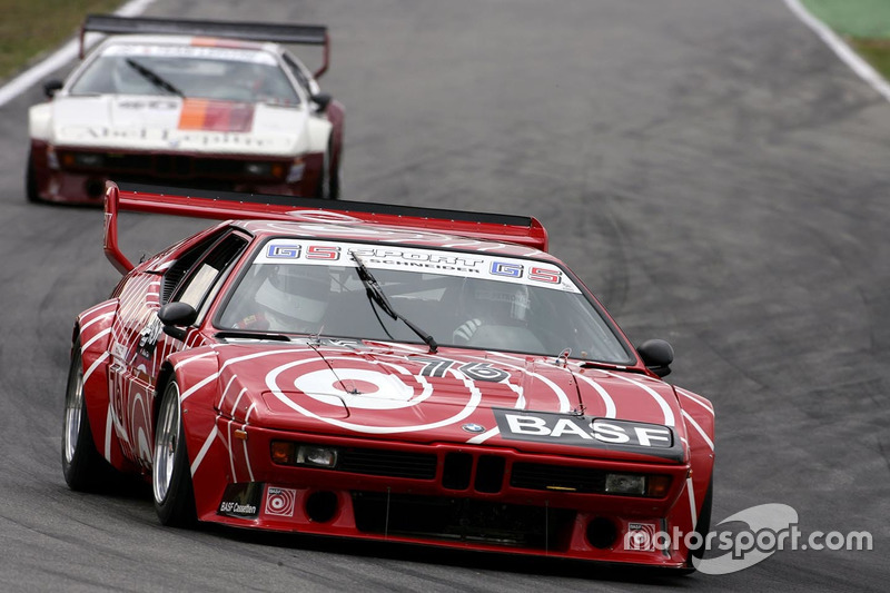 BMW M1 Procar Tribute Race