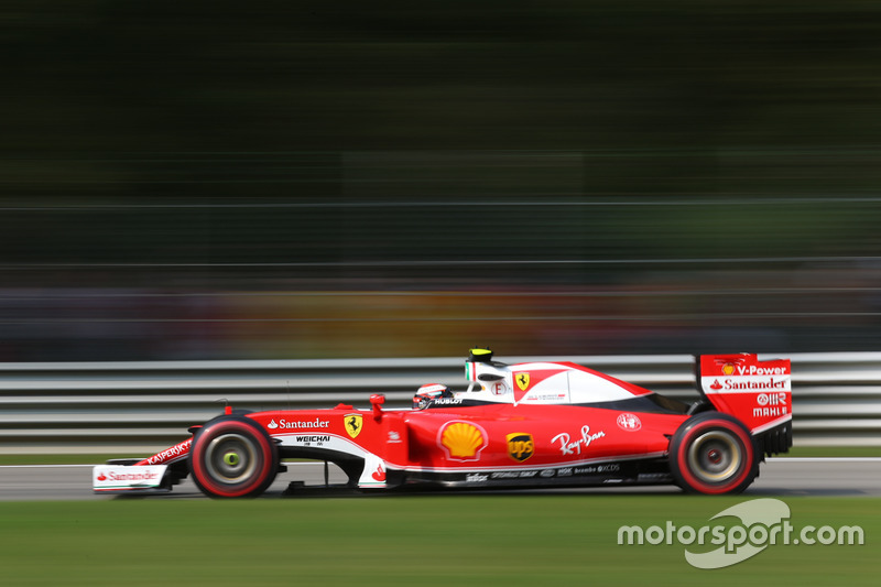 2016 : Ferrari SF16-H