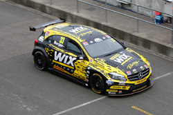 #33 Adam Morgan, WIX Racing, Mercedes Benz A-Class