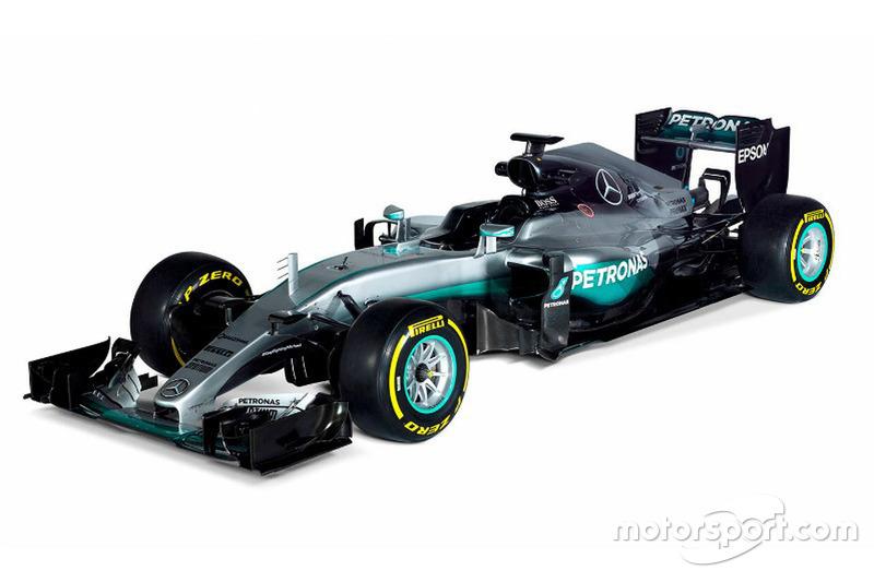 Miniature Minichamps 1:43 - Mercedes W07 Hybrid de Lewis Hamilton