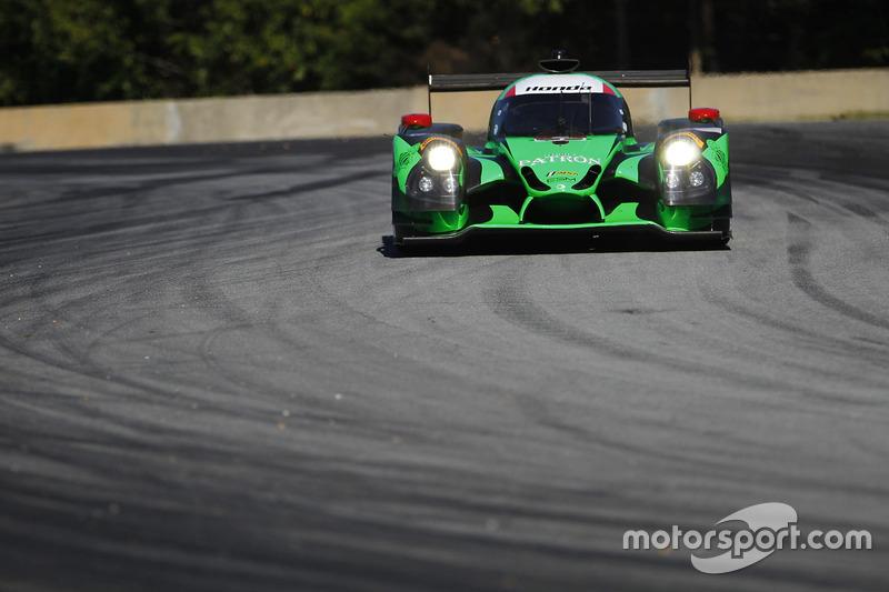 #2 Tequila Patrón ESM, Ligier JS P2: Scott Sharp, Johannes van Overbeek, Luis Felipe Derani