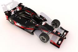 L'auto di Alex Tagliani, A.J. Foyt Enterprises Honda