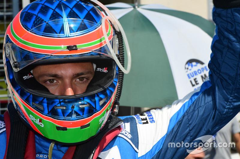 Andrea Roda, Algarve Pro Racing