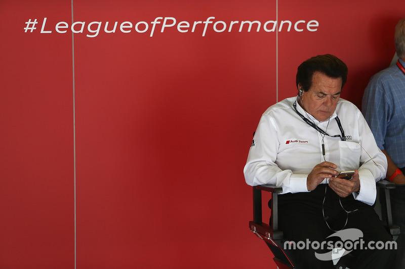 Reinhold Joest, Audi Sport Team Joest team director