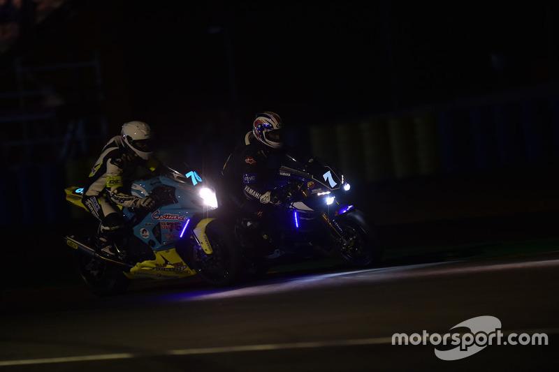 #7 Yamaha: Broc Parkes, Max Neukirchner, Ivan Silva, Igor Jerman e #76 Suzuki: Jean Edouard Aubry, Quentin Levrier, Maxime Bourdon, Alain Cottard