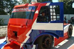 Novo caminhão de Geraldo Piquet para a Fórmula Truck