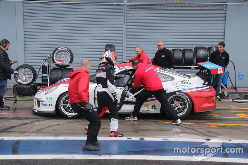 Cambio pilota fra Giovesi e Iaquinta nella Mini-endurance di Monza