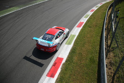 Porsche 911 GT3 Cup #7, Giovesi Kevin, Simone Iaquinta, Ghinzani Arco Motorsport - Milano