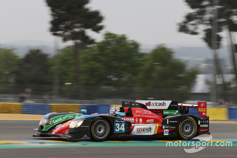 18. LMP2: #34 Race Performance, Oreca 03R - Judd