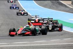 Alfonso Celis Jr., Fortec Motorsports