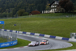 Lucas Auer, Mercedes-AMG Team HWA, Mercedes-AMG C63 DTM, Augusto Farfus, BMW Team RMG, BMW M4 DTM
