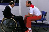 Frank Williams, Williams dueño del equipo con Ron Dennis, McLaren dueño del equipo