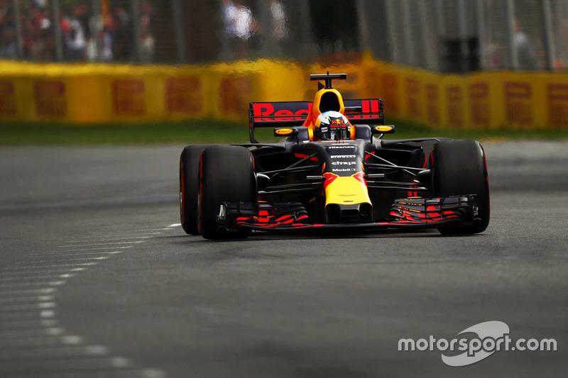 15. Daniel Ricciardo, Red Bull Racing RB13