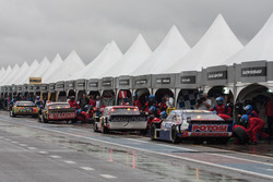 Juan Martin Bruno, UR Racing Dodge, Juan Pablo Gianini, JPG Racing Ford, Gabriel Ponce de Leon, Ponc