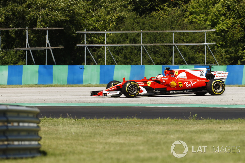 Шарль Леклер, Ferrari SF70H, за межами траси