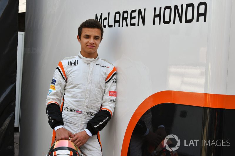 Ландо Норріс, McLaren