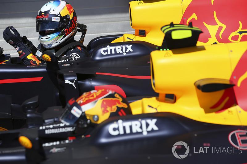 6 місце - Даніель Ріккардо, Red Bull