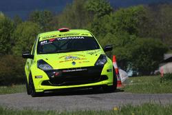 René Schnidrig, Renault Clio III Cup, Equipe Bernoise