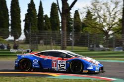 Lamborghini Huracan-S.GT3 #12, Ombra Racing: Michele Beretta,