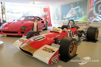 Memorial Room Clay Regazzoni