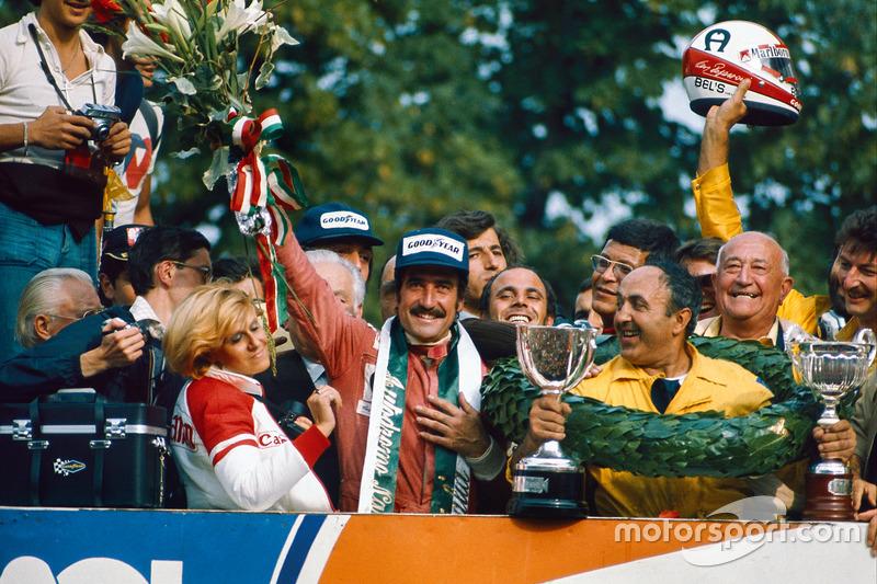 Clay Regazzoni: Ferrari (1970-1972 y 1974-1976)