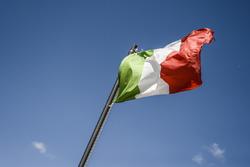 Bandera de Italian