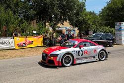 Abramo Antonicelli, Pave Motorsport, Audi TT Proto