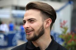 Will Stevens, JMW Motorsport