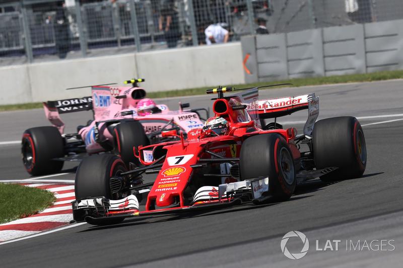 7. Кими Райкконен, Ferrari