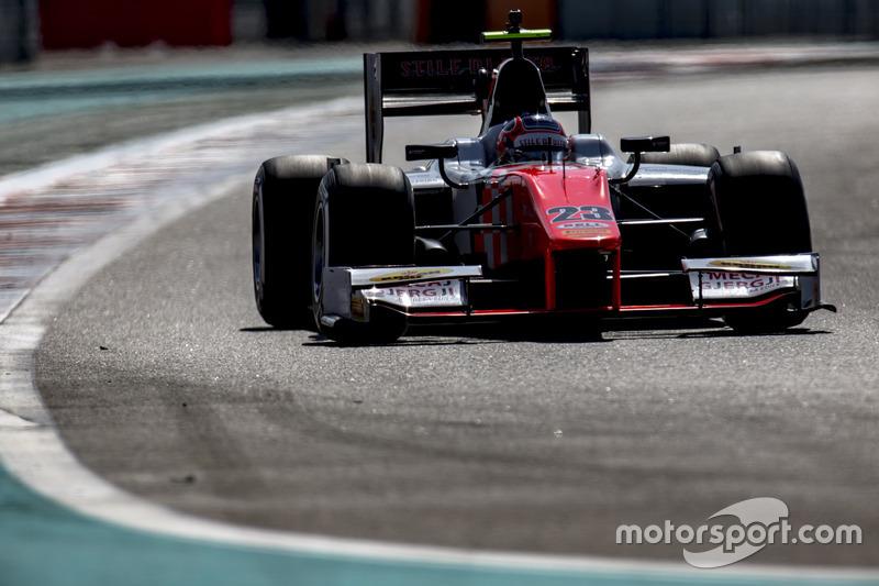 Salvatore De Plano, MP Motorsport