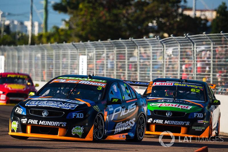 David Russell, LD Motorsport Holden, Alex Rullo, LD Motorsport Holden