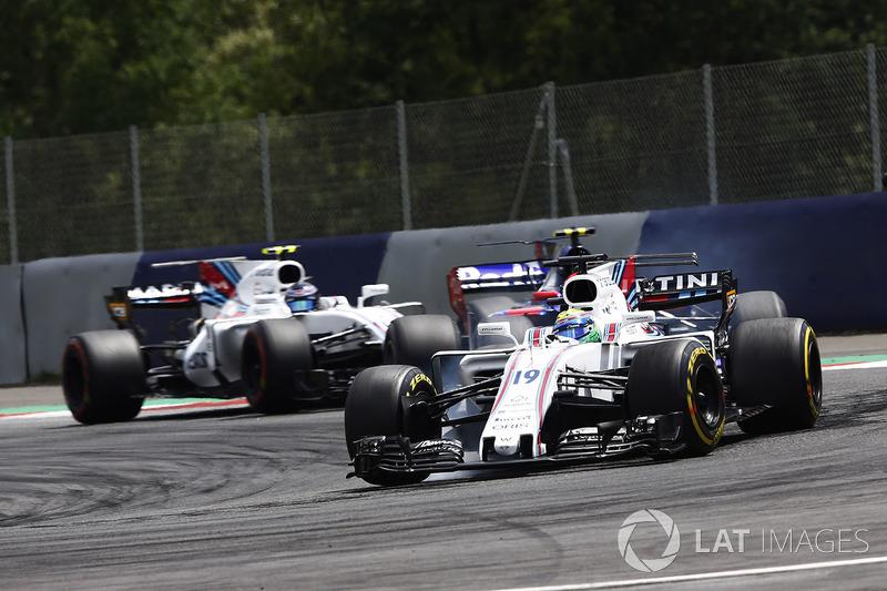 Феліпе Масса, Williams FW40, Карлос Сайнс-мол., Scuderia Scuderia Toro Rosso STR12, Ленс Стролл, Williams FW40