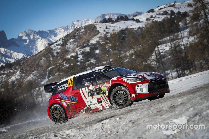 Jourdan Serderidis, Frédéric Miclotte, Citroën DS3 WRC