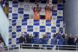 1. Volker Weidler, Johnny Herbert, Bertrand Gachot, Mazda 787B