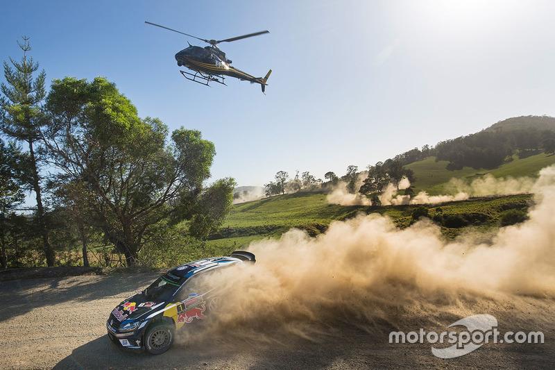 6. Себастьян Ож'є, Жюльєн Інграссія, Volkswagen Polo WRC, Volkswagen Motorsport