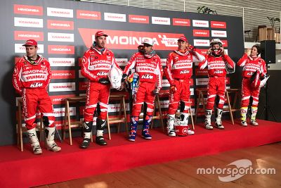 Himoinsa Racing Team, presentazione