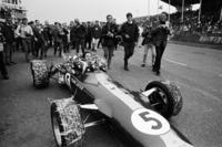 Джим Кларк, Lotus 49