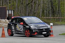 Thierry Kilchenmann, Opel Corsa OPC, Belwag Racing Team