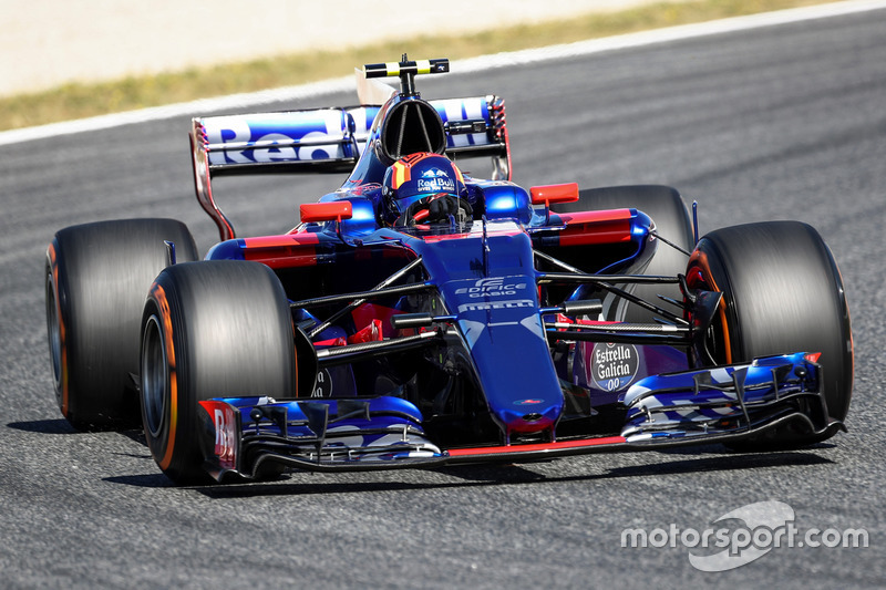 12. Карлос Сайнс, Scuderia Toro Rosso STR12