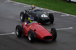 Demonstration 1957 GP John Monson Maserati 250F